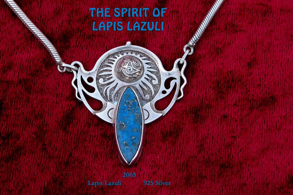 Geist des Lapilazulis