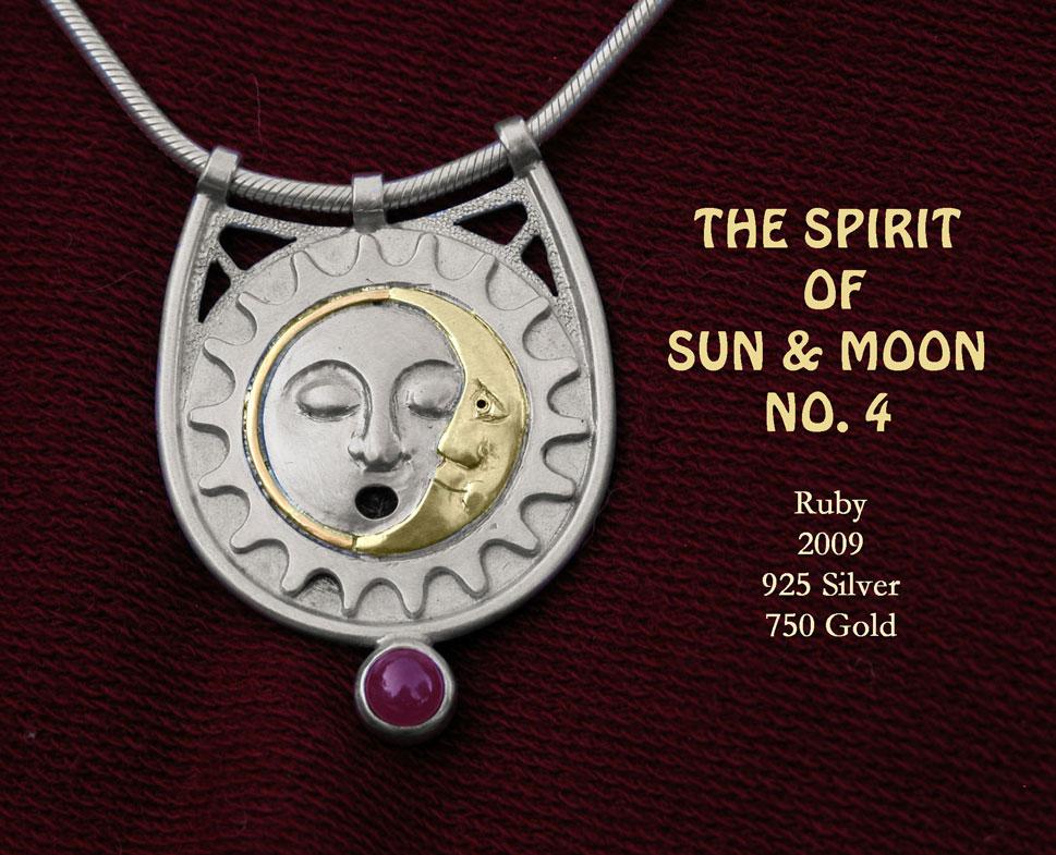 Mond und Sonne 4