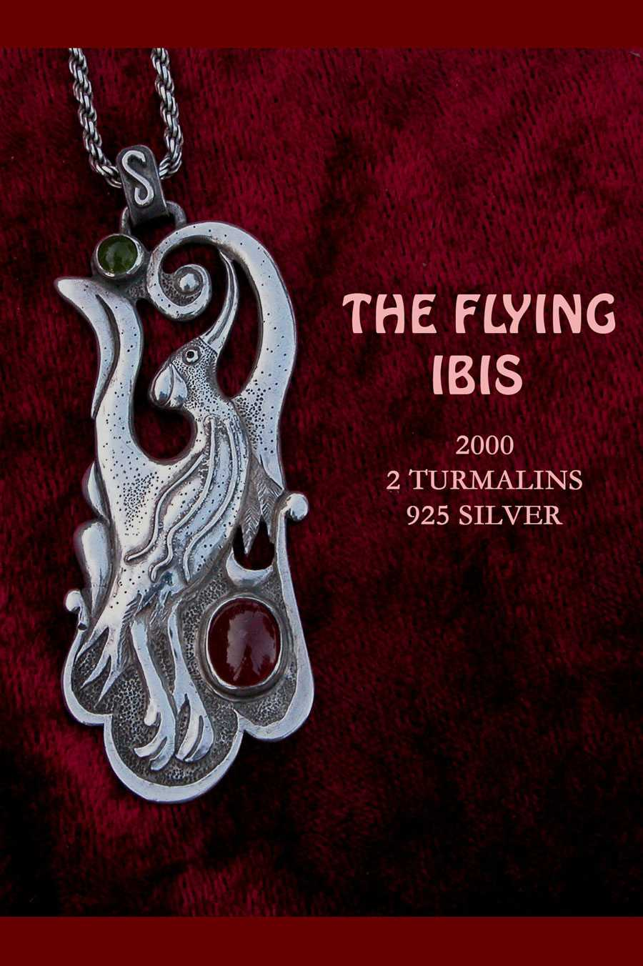 Fliegender Ibis