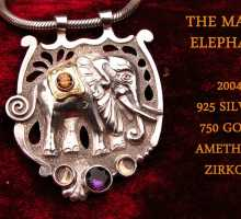 Der magische Elefant