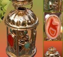 Ginkoblatt Duftlampe
