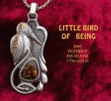 Der kleine Vogel des Seins