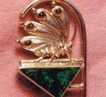 unikatschmuck schmetterling one of a kind jewel butterfly